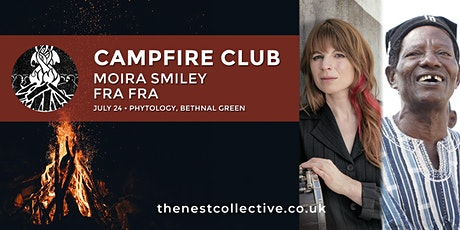 Campfire Club: Moira Smiley | fra fra tickets