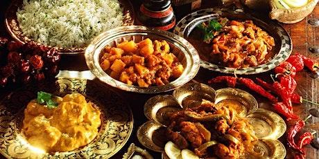 Vegane  Aromaküche mit Manuela - Indische und Ayurvedische Geric Tickets