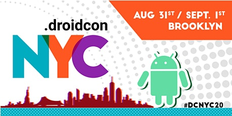 droidcon NYC 2020 tickets