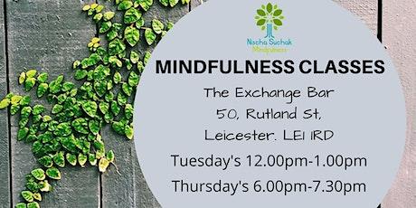 Mindfulness tickets