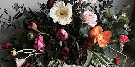 Spring Blooms - Seasonal Vase Masterclass - Saturday 11th April 2020 tickets