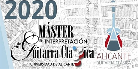 RECITAL Máster Guitarra Clásica(CULTURA EN BARRIOS) entradas