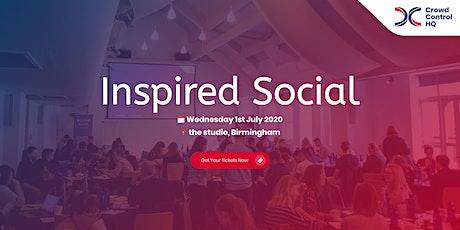 Inspired Social 2020 tickets