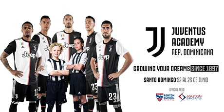 Juventus Training Camp Santo Domingo tickets