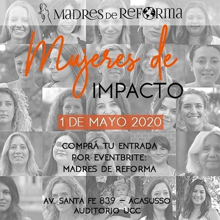 Imagen de Madres de Reforma 2020-Mujeres de impacto