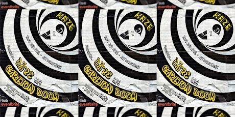 HAZE pres: Carlton Doom b2b Daire tickets