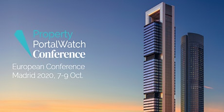 Property Portal Watch Conference Madrid 2020 tickets