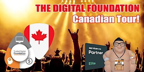 Delivering a Digital Foundation tickets