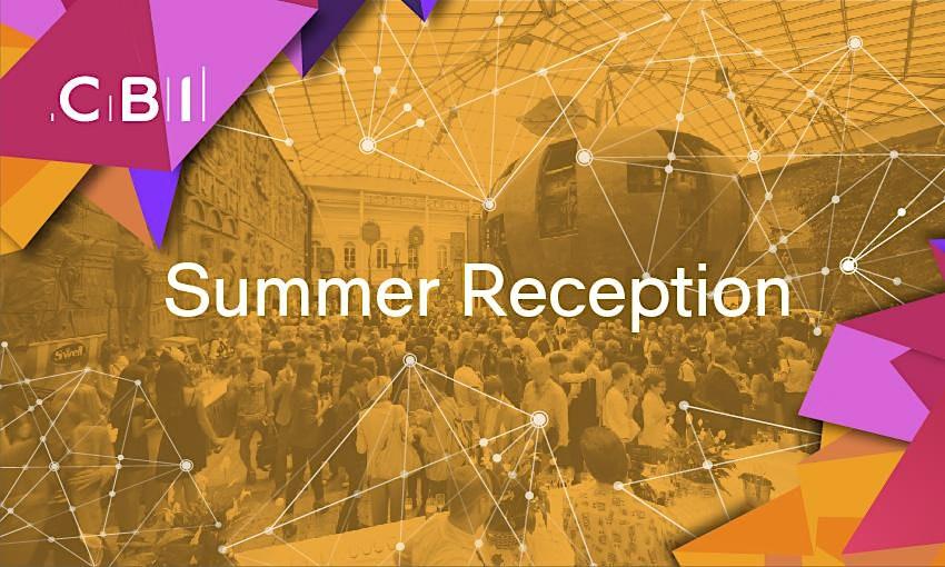 Virtual Summer Reception