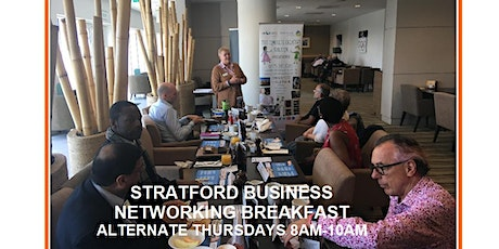 STRATFORD BUSINESS MEETING tickets