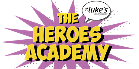 The Heroes Academy - Holiday Club tickets