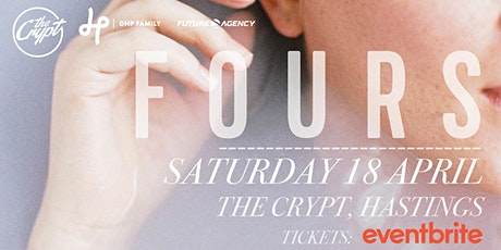 FOURS live at The Crypt tickets