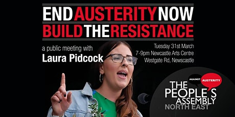 End Austerity Now: Build The Resistance! tickets