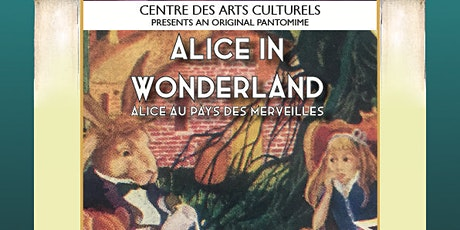 Alice in Wonderland - A musical Pantomime tickets