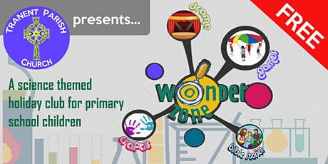 Easter Holiday Club, Wonderzone tickets