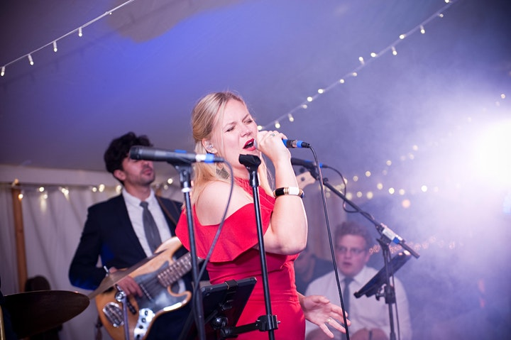 Bloomsbury Event Group - Bloomsbury Wedding Band & Function Band image