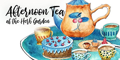 Herb Garden Afternoon Tea tickets