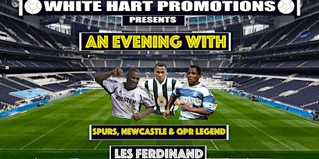 An Evening With....Les Ferdinand tickets