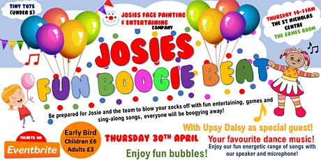 Josie's Boogie Beat with special guest  tickets