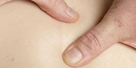 Curso Livre de Massoterapia - Modalidade: Quick Massage ingressos