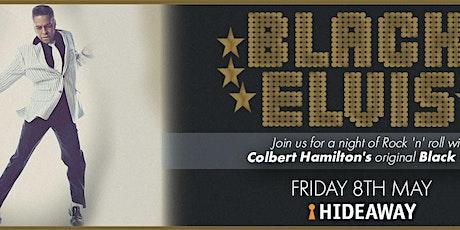 Black Elvis tickets