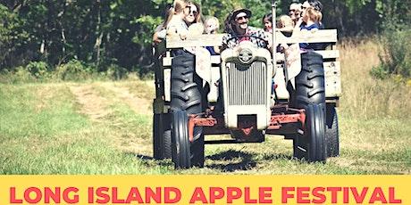 Long Island Apple Festival 2020 tickets