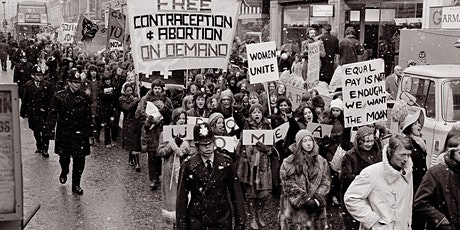 Fifty years of women's liberation tickets