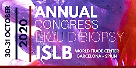 ISLB - ANNUAL CONGRESS LIQUID BIOPSY entradas