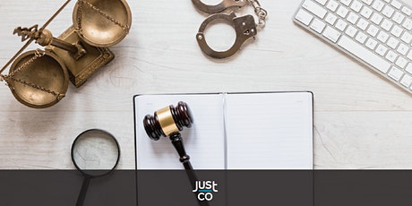 Monday Legal Clinic at JustCo tickets