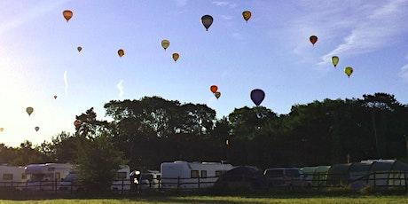 Balloon Fiesta 2020 Camping tickets