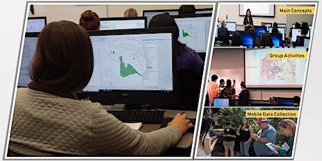 Introductory Training in GIS May 4th - 7th, 2020 tickets