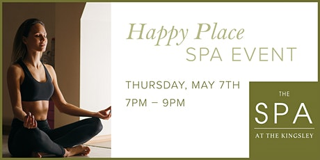 Happy Place Spa Event tickets