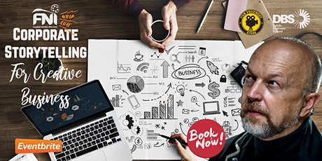 Corporate Storytelling for Creative Business tickets