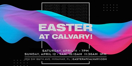 Easter at Calvary! tickets