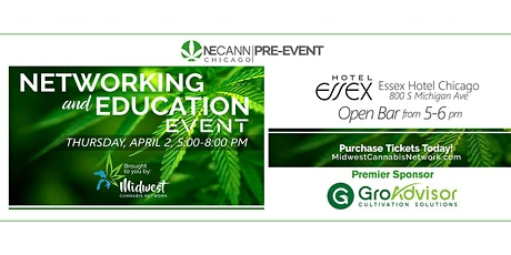 NECANN - Midwest Cannabis Network - Educational Event  tickets