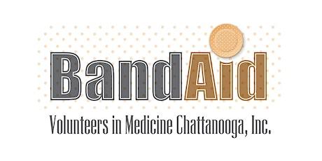 2020 BandAid Benefit for Volunteers in Medicine, Chattanooga tickets