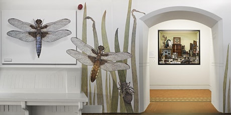 Grubtime Natter The Miniature Muse. Insects in Art and Culture tickets