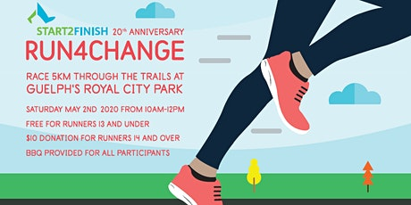 Run4Change 2020 tickets