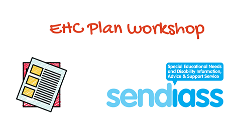 Cancelled Bury EHCP Workshop for Parents/carers tickets