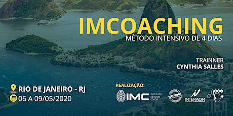 IMCoaching - Formação Imersiva de 4 Dias ingressos