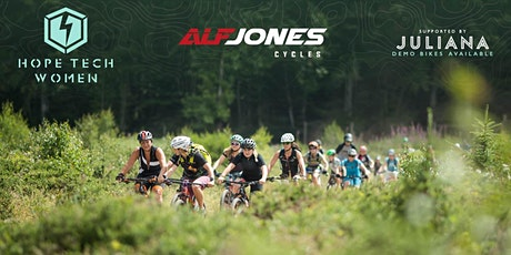 Hopetech Women Ride- Ruthin Supported by Alf Jones Cycles & Juliana  tickets