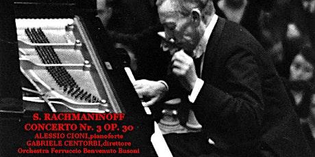 FESTIVAL PIANISTICO 2020 - ORCHESTRA FERRUCCIO BENVENUTO BUSONI biglietti