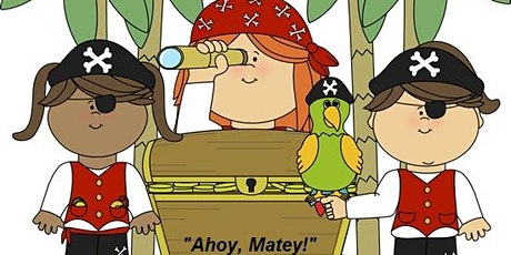 Home Ed - Preschool pirates tickets