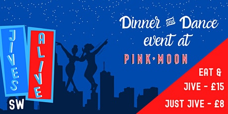 Jives Alive at Pink Moon tickets