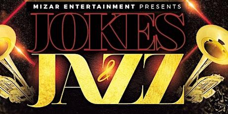 Jokes & Jazz tickets