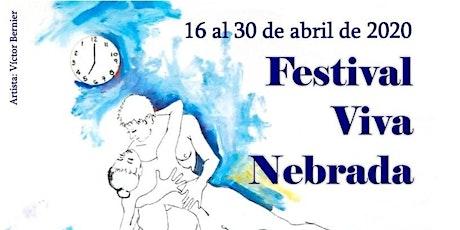 Preventa de entradas Festival Viva Nebrada entradas
