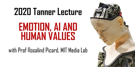 Tanner Lecture on Human Values 2020 tickets