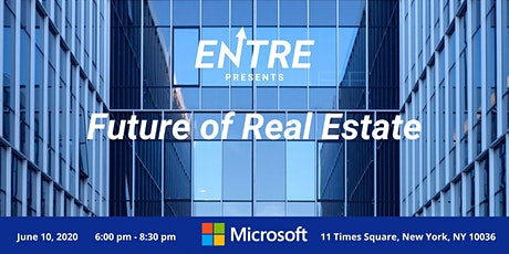 Future of Real Estate tickets