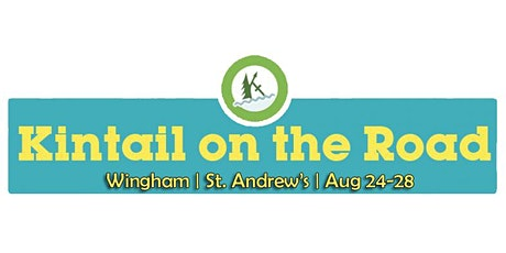 Kintail on the Road @ St. Andrew's Wingham - August 24-28 tickets