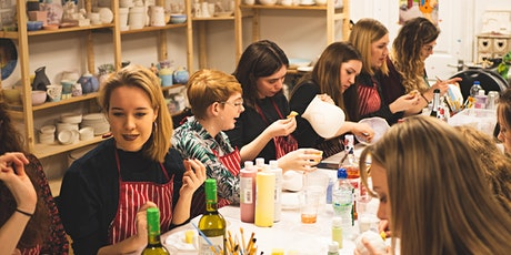 Pottery Painting - Saturday BYOB Session tickets